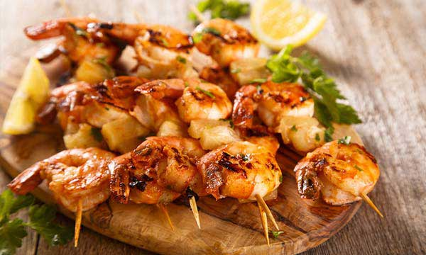 Photo of Shrimp Skewers
