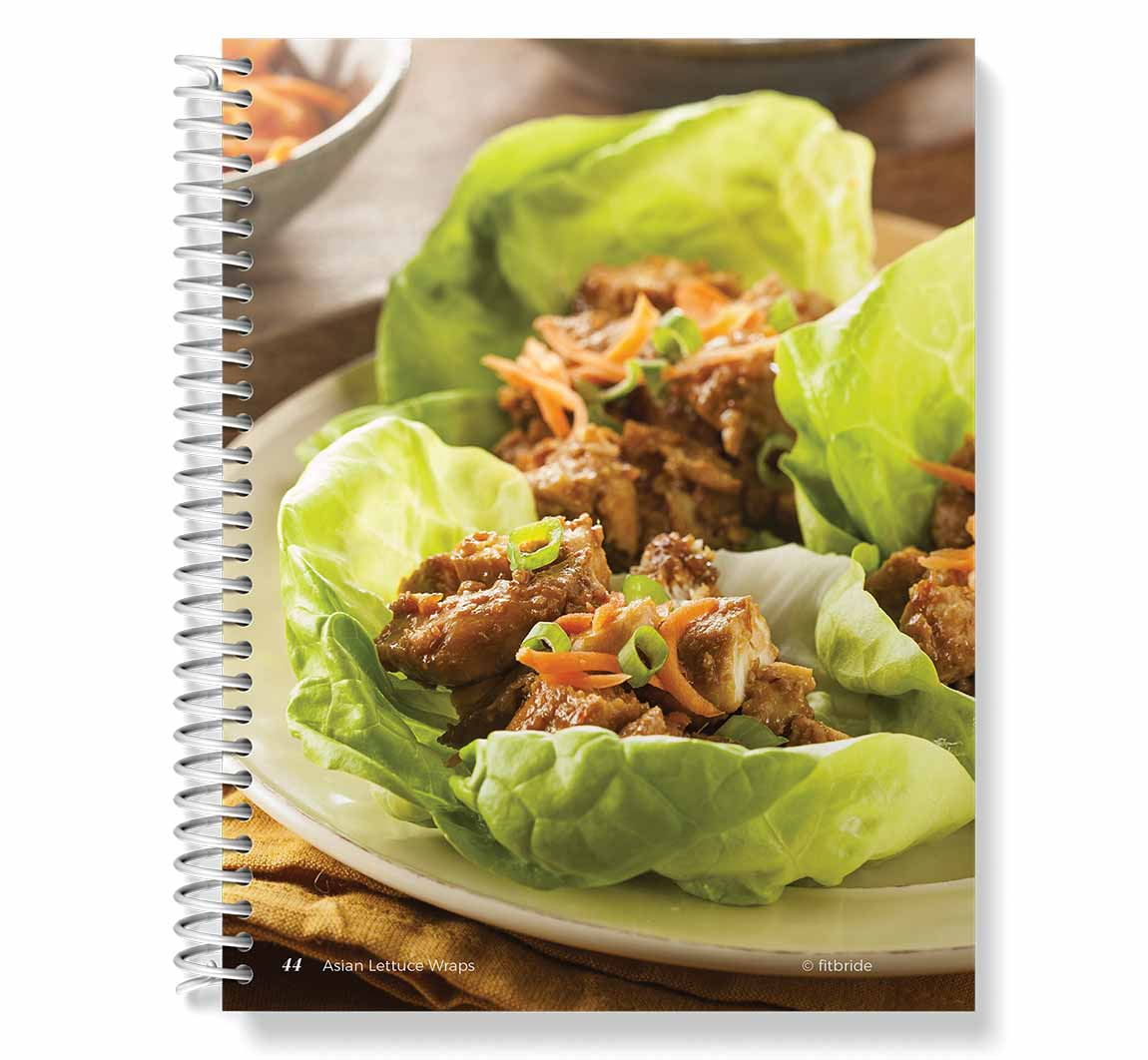 Photo of Asian Lettuce Wraps