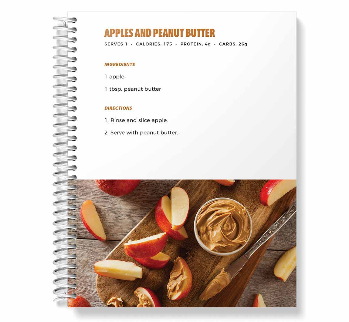 Apples and Peanut Butter image